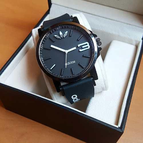 Reloj adidas caballero con caja