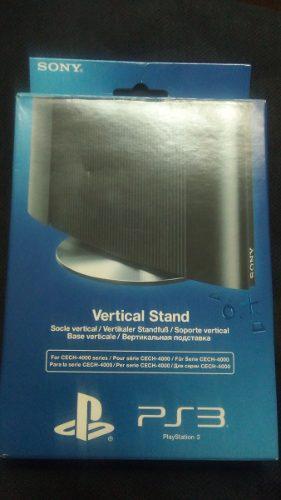 Soporte Vertical Para Ps3 Super Slim