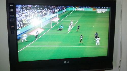 Tv lg lcd 26 1080p perfecto estado con control 2 hdmi 120 v