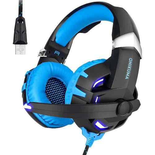 Usb Pro Gaming Headset, Pc, Ps4, Xbox
