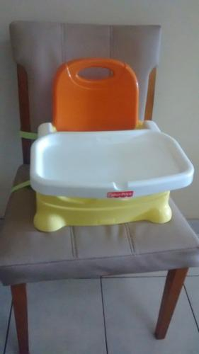 Silla de comer para bebe portatil fisher price