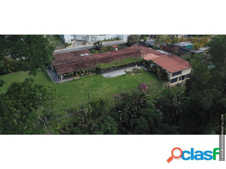 Casa en Venta La Lagunita JF5 MLS19-2838