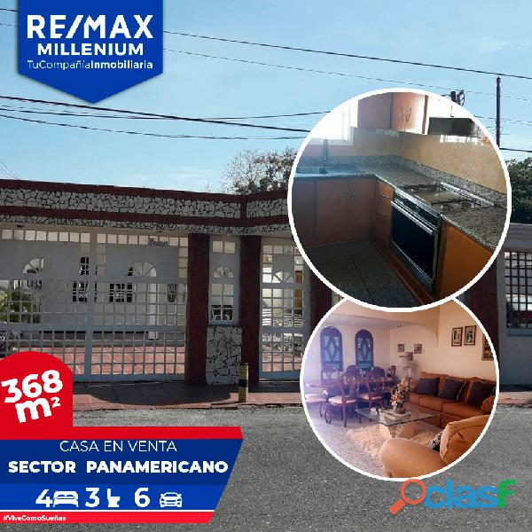 Casa venta maracaibo panamericano lilianaremax