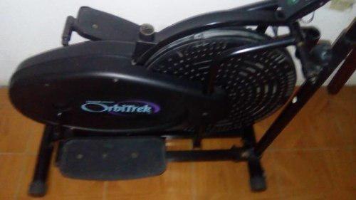 Bicicleta/caminadora elíptica thane fitness orbitrek