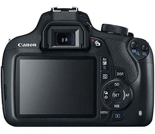 Canon eo rebel t5 digital slr camara kit lente ef 18