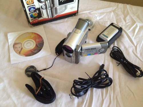 Oferta vídeo cámara xact modelo dvx850r regalo para niños