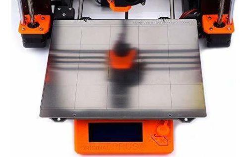 Para impresora fysetc mk3 plataforma cama acero muelle