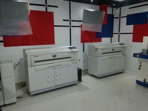 Plotter xerox 6204. solo impresora.