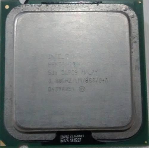 Procesador intel 04 pentium 4 de 3.0 ghz 100% recomendado