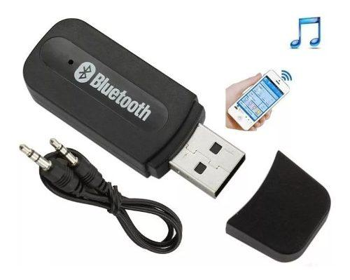 Transmisor audio bluetooth a 3.5 mm reproductor carro mtech