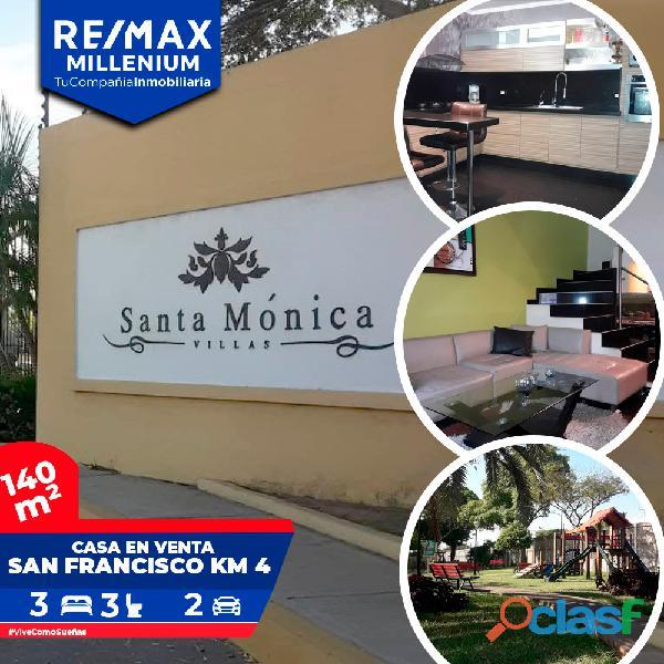 Casa venta maracaibo santa monica km 4 lilianaremax