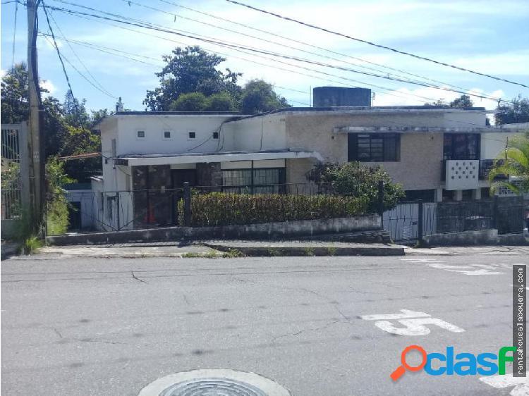 Casa en Venta Los Palos Grandes FR3 MLS19-16498