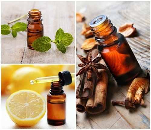 Aceites esenciales esencias fragancias cosmeticas perfumes