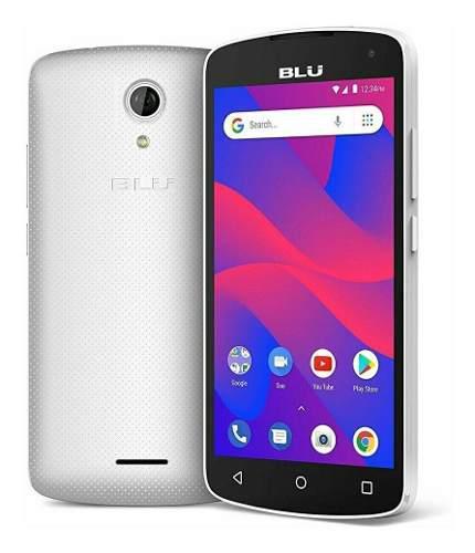 Blu studio x8 hd 2019 android oreo 8.1, 1gb ram nuevo 60verd