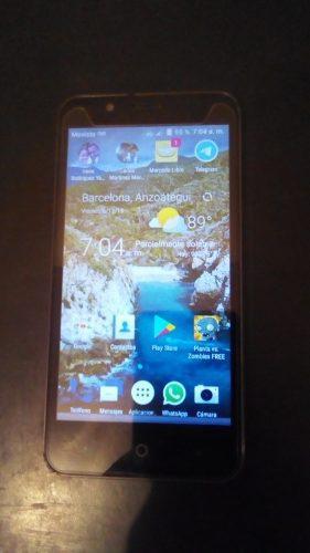 Celular android 7.1 zte 852 fanfare 3