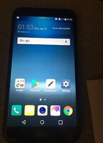 Celular lg stylo 3 android 7.0 modelo ls777 2+16gb