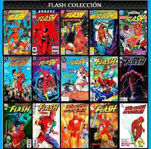 Flash coleccion comic didital español descargables