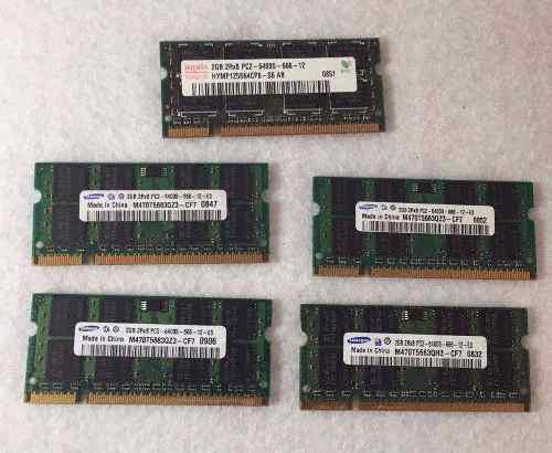 Memoria ram 2gb lenovo 3000 n100 n200 n500 c100 c200