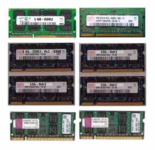 Memoria ram laptop 1gb ddr2 lenovo 3000 n100 n200 n500 c100