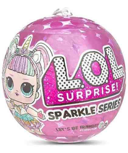 Muñeca lol surprise sparkle series original
