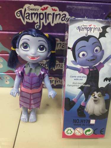 Muñeca vampirina juguete niña
