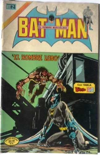 Oferta Suplemento Batman N° 765