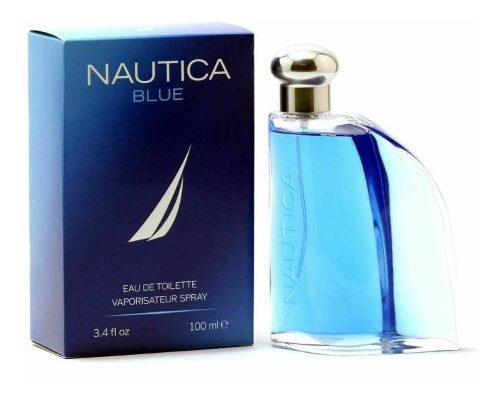 Perfume náutica blue 100ml. para caballeros original