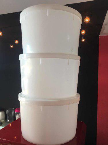 Envase sorbetera helado 4.4lts