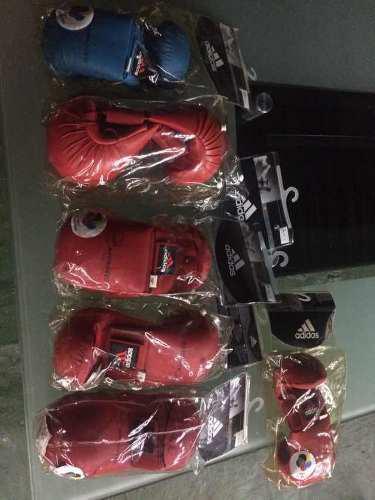 Guantines karate adidas