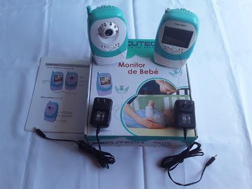Monitor de bebe original secutech