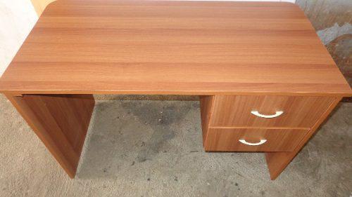 Oferta escritorio moderno en melamina 18 mm