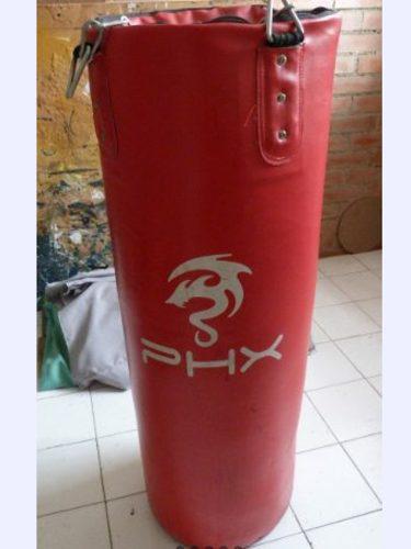 Saco de boxeo marca phx como nuevo. muy poco uso