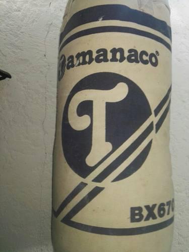 Saco De Boxeo Tamanaco Original Nuevo