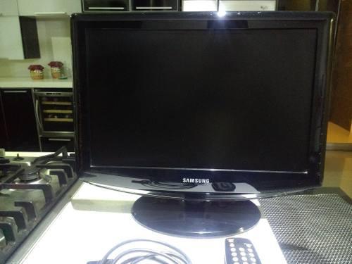 Televisor samsung 19 pulg. lcd * oferta* (80v)