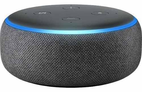 Amazon echo dot 3ra generacion. crea tu casa inteligente.