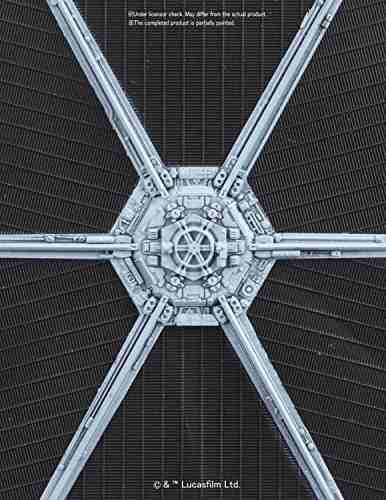Modelo vehiculo 007 star wars tie advanced x1 fighter
