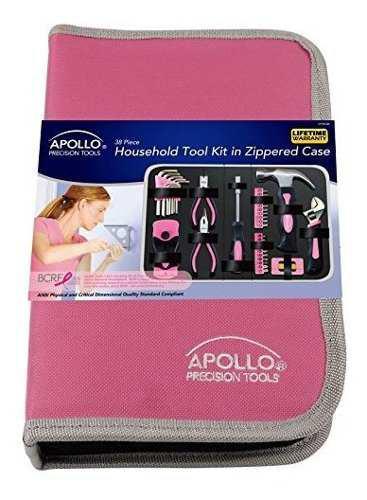 Para hogar tools 38 juego herramienta estuche cierre
