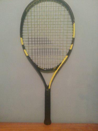 Raqueta de tenis babolat 26 y head 26