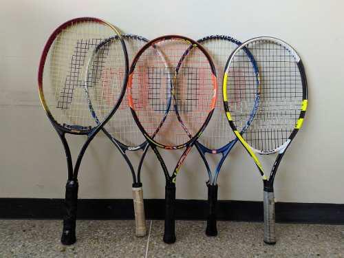 Raquetas de tenis (modelos varios) ¡oferta!