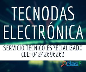 Tecnico en electrónica ofrece sus servicios de reparacion a domicilio 1