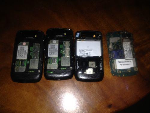 Blackberry 8900 para repuesto y f026