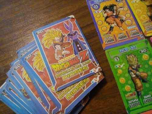 Juego De Cartas Coleccionables De Dragon Ball