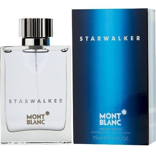 Mont blanc starwalker 75 ml perfume original