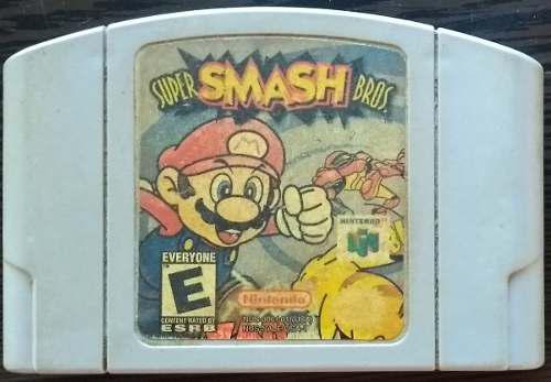 Super Smash Bros N64