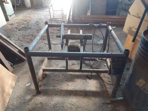 Sierra circular de mesa para carpinteria
