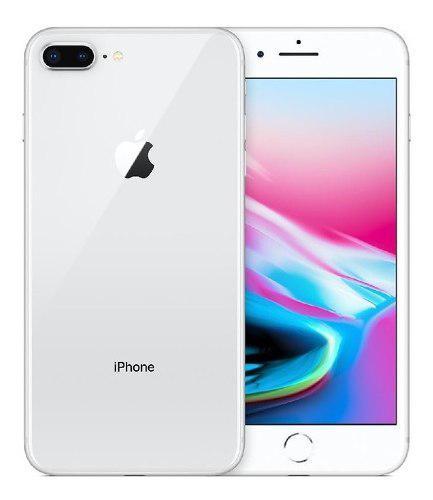 Apple iphone 8 plus 256gb original, nuevo, liberado