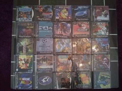Juegos de ps1 playstation (230 juegos) paquete