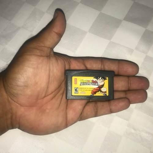 Juegos nintendo gba game boy advance (40v) dragon ball