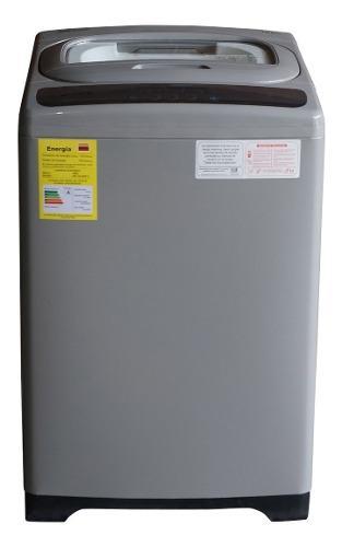 Lavadora automática abba daewoo wm105adws 10,5 kg.
