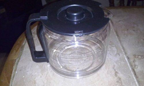 Vaso o jarra para cafetera eléctrica